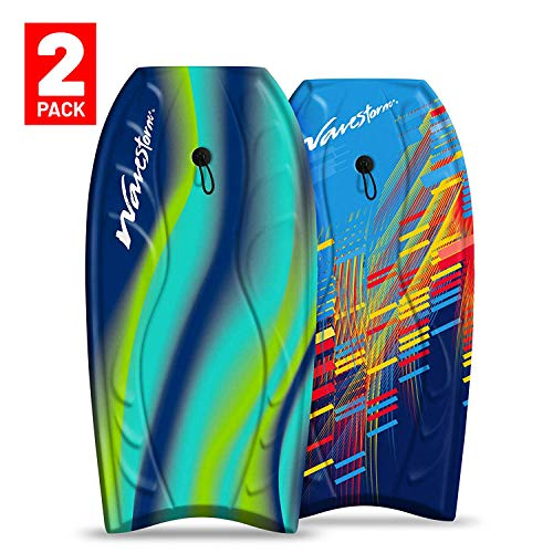 "Wavestorm 40"" Bodyboard 2-Pack, Multi"