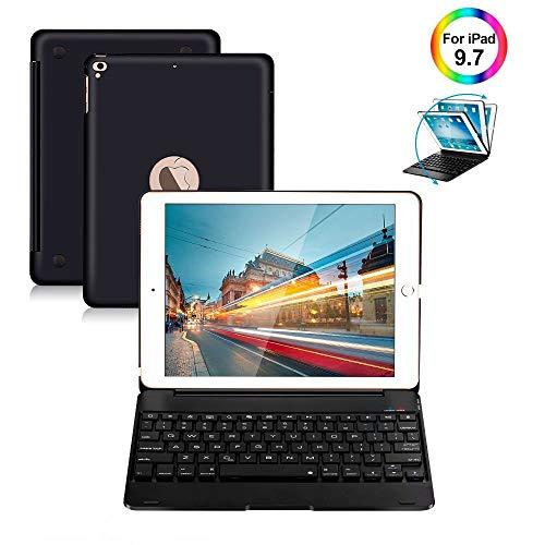 Newest Keyboard Wireless Sleep Black product image