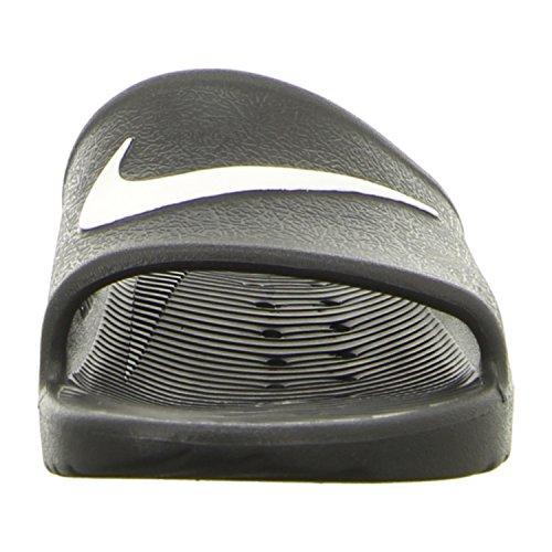 Nike Kawa Shower, Chanclas para Hombre negro, blanco
