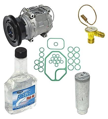 Universal Air Conditioner KT 3738 A/C Compressor and Component Kit - Pickup A/c Compressor