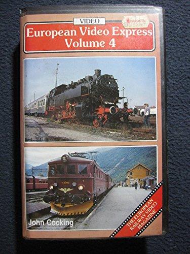 European Video Express Volume 4: The European Railway Magazine Programme