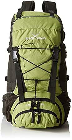 Black Canyon - Mochila de senderismo (45 L) verde verde Talla:45 Liter
