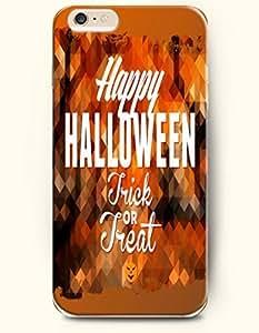SevenArc Apple iPhone 6 Plus case 5.5 inches - Allhalloween Happy Halloween Trick Or Treat
