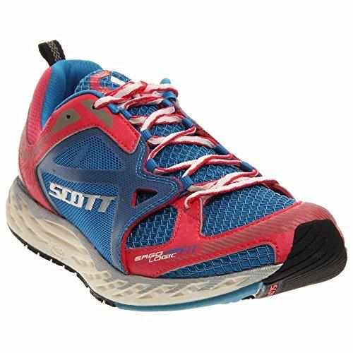 Scott Eride Support - Scott Mk4 Women US 8 Blue Running Shoe