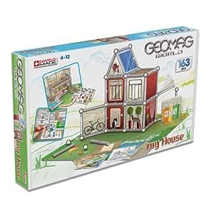 Geomag - World My House basic, juego de construcción (381)