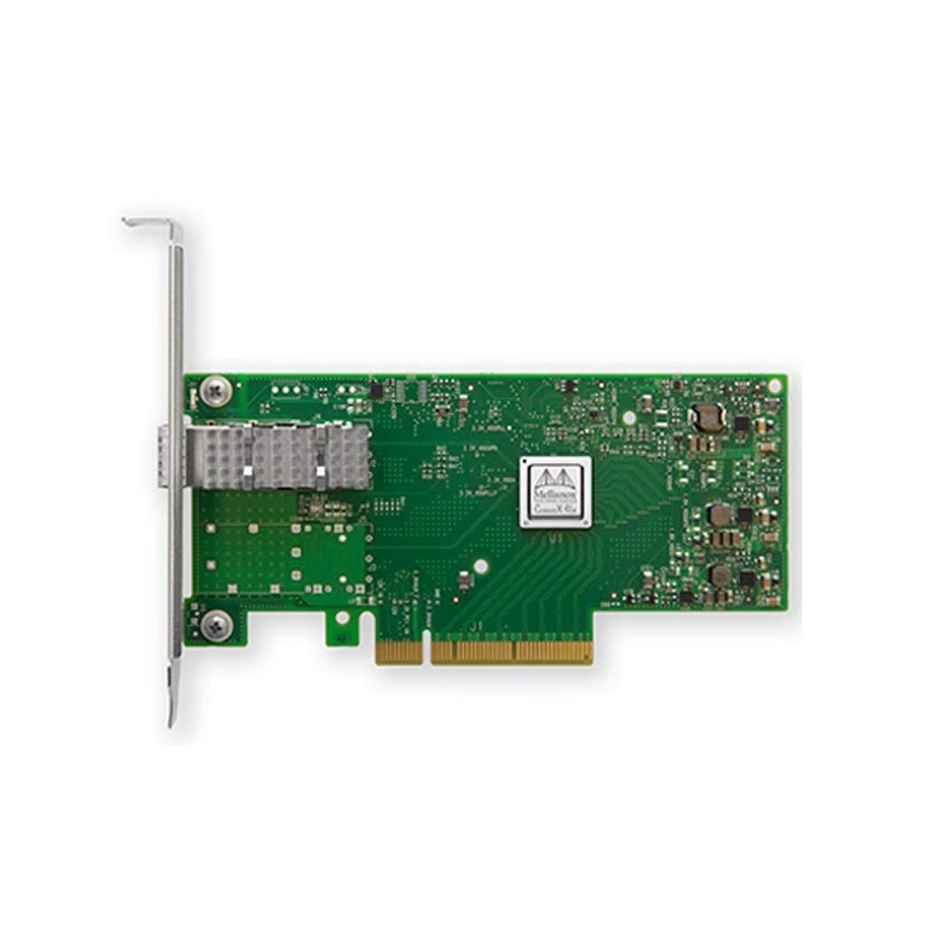 Mellanox ConnectX-4 MCX4111A-XCAT 10Gigabit Ethernet Card by Mellanox Technologies
