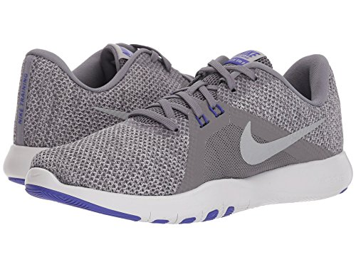 Gunsmoke Nike Trainer Grey Flex atmosphere Donna Metallic Sportive 8 Scarpe Indoor Silver W r7wOfqE8Ur