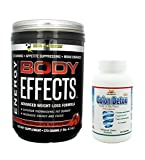Cheap Body Effects Plus 1 Colon Detox, Pomegranate Raspberry,Pre Workout Ultimate Weight Loss, Fat Burning, Energy Boosting, Appetite Suppressing, Mood Enhancing and Muscle Defining
