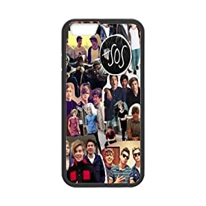 """Pop band 5sos art pattern Hard Plastic phone Case Cover For Apple Iphone6/Plus5.5"""" screen Cases ZDI092020"""