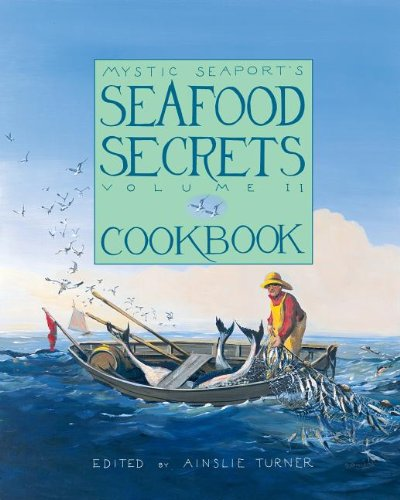 2: Seafood Secrets Cookbook II (Maritime)