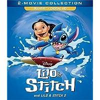 Lilo & Stitch 2-Movie Collection Blu-ray