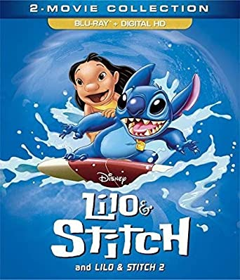 Amazon.com: Lilo & Stitch [Blu-ray]: Chris Sanders, Daveigh Chase, Tia  Carrere, Ving Rhames, David Ogden-Stiers, Jason Scott Lee, Kevin McDonald,  Zoe Caldwell, Kevin Michael Richardson, Susan Hegarty, Amy Hill, Chris  Sanders, Dean