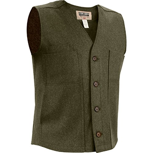 Stormy Kromer Wool Button Vest