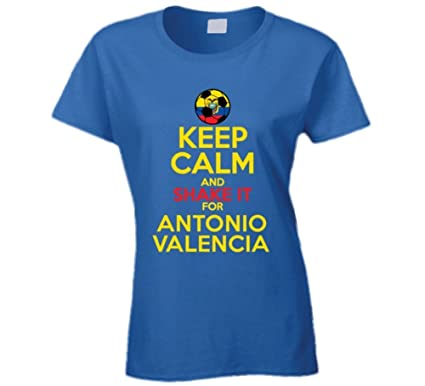 Amazon.com: Keep Calm and Shake It for Antonio Valencia ...