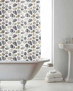 Westeng Shower Curtain Rings Bathroom Rod Plastic Hook Hanger 360 Degrees Rotated White Pack Of 12