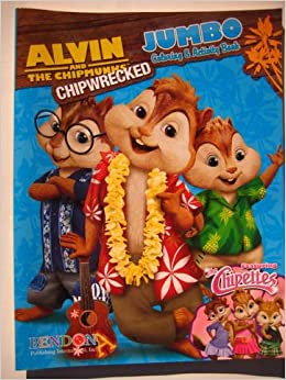 Alvin and the Chipmunks #Chipwrecked Printable Activites ... | 346x260