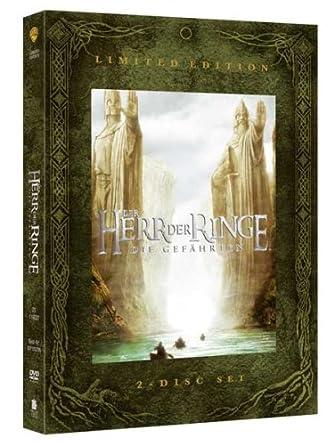 cute cheap low priced buying now Der Herr der Ringe - Die Gefährten Limited Edition 2 DVDs ...