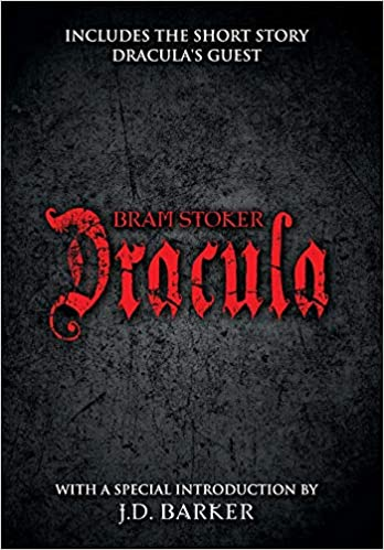 Differences between Dracula's Guest and Dracula