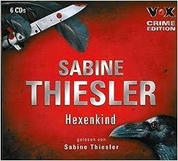 Hexenkind: Thriller (German Edition)