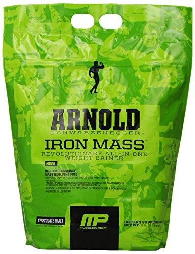 Arnold Schwarzenegger série Arnold masse diète supplément, chocolat Malt, livre 8