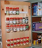 Original Spice Clips/3 Racks Per Pkg- 1 Package Holds 12 Containers by Spice