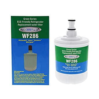 Agua Comercial Distribuci-n AQUAFRESH-WF286 compatible: Refrigerador Filtro - 8171413 Compatible