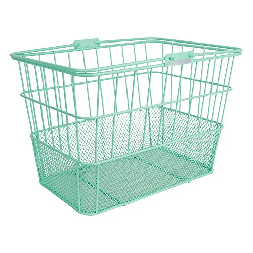 Sunlite Standard Mesh Bottom Lift-Off Basket w/ Bracket, Green
