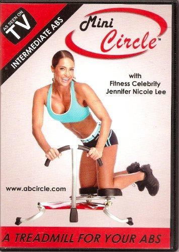 Mini Circle with Fitness Celebrity Jennifer Nicole Lee--Intermediate Abs (As Seen On TV) ()