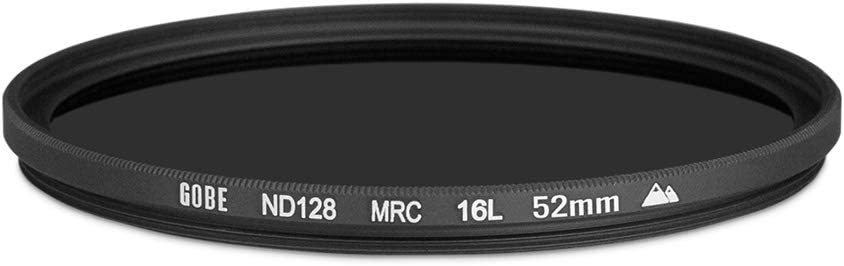 2Peak 7 Stop Gobe 72mm ND128 ND Lens Filter
