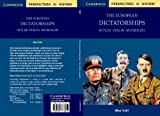 The European Dictatorships, Allan Todd, 0521776058