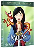 Mulan 1 & 2 Duopack [Blu-ray] [Region Free]