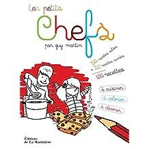 Petits chefs (Les): 100 recettes à cuisiner, à colorier et