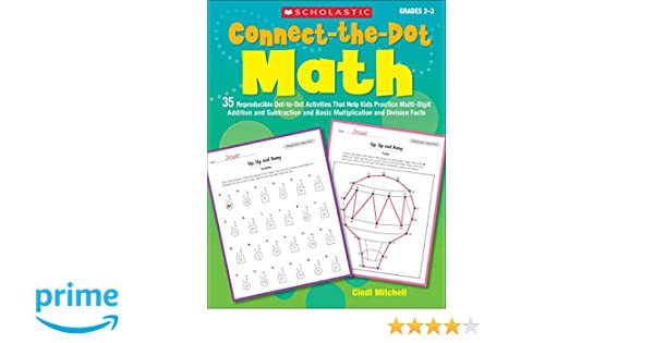 Amazon.com: Connect-the-Dot Math: 35 Reproducible Dot-to-Dot ...