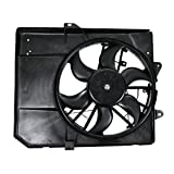 Radiator Cooling Condenser Fan for Escort Tracer w/AC