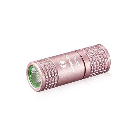 Torcia a LED portachiavi ricaricabile LUMINTOP EDC Pico super luminosa micro torcia ricaricabile con batteria integrata e cavo USB 2019