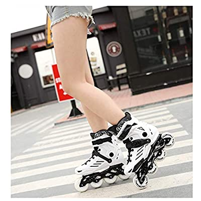 AIAIⓇ Inline Skates for Adults and Men and Women Adjustable Skates: Home & Kitchen