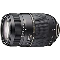 Tamron Auto Focus 70-300mm f/4.0-5.6 Di LD Macro Zoom Lens with Built In Motor for Nikon Digital SLR (Model A17NII) (International Model) No Warranty