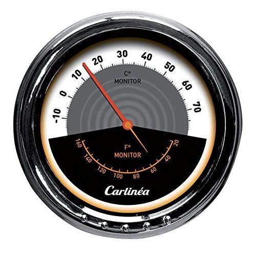 Carlinea 485005 Thermomètre C° / F°
