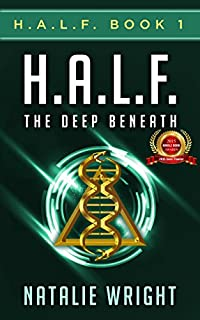 Half by Natalie Wright ebook deal