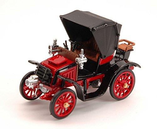 FIAT 8 CV 1901 rosso 1 43 - Rio - Auto d'Epoca - Die Cast - modellolino