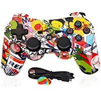 PS3 Controller Wireless Dualshock3 - OUBANG PS3...