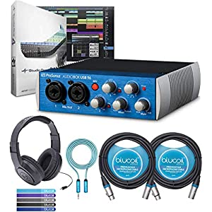 PreSonus AudioBox USB 96 2×2 Audio Inter...