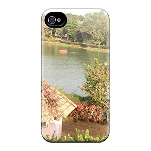 For Mialisabblake Iphone Protective Case, High Quality For Iphone 4/4s Mangalore Skin Case Cover