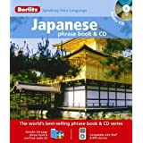 Japanese Phrase Book & CD Berlitz