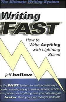 writing fast how to write anything lightning speed jeff writing fast how to write anything lightning speed
