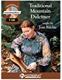 Traditional Mountain Dulcimer (Book/CD)