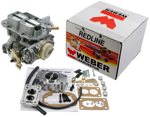 (Weber Redline W0133-1823592-WEB Carburetor Kit 32/36 DGEV - Electric Choke)
