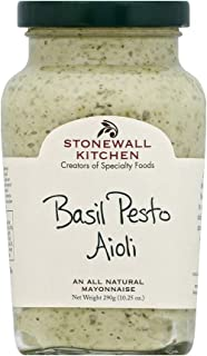 product image for Stonewall Kitchen Basil Pesto Aioli, 10.25 Ounces