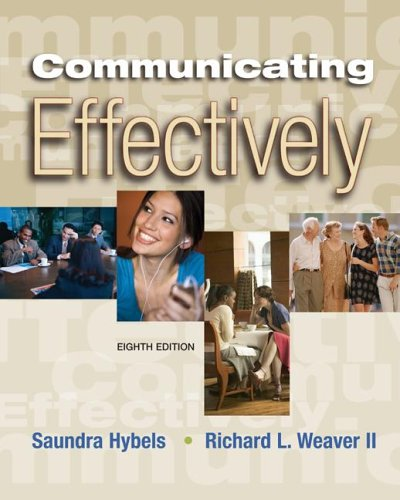 Communicating Effectively with Student CD-ROM and PowerWeb