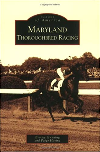 Maryland Steeplechasing (Images of America)